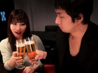 飲み会デート