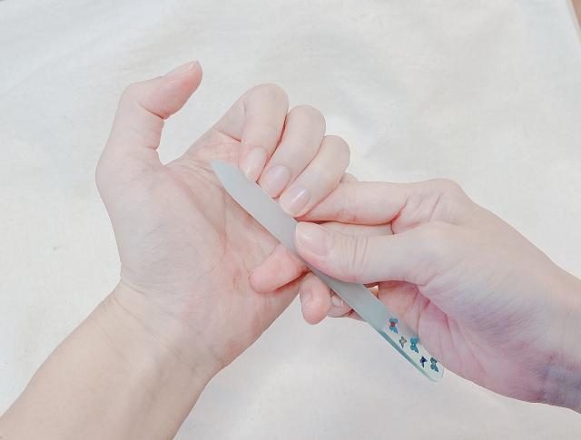 キレイな爪